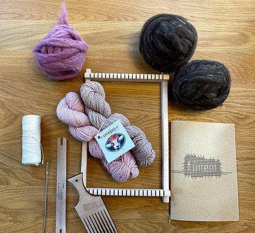 Flor Weaving Kit