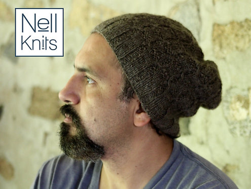 """Camber"" Hat & Mitt Pattern"