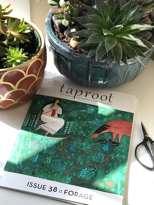 Taproot - Issue 38:Forage
