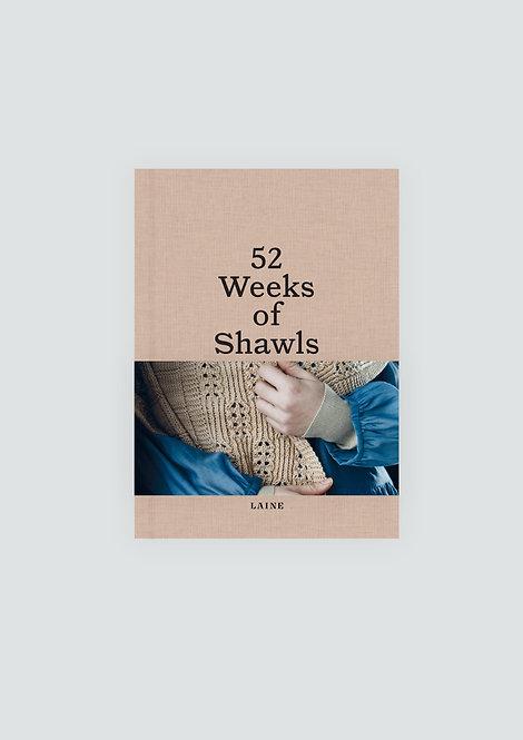 Laine's 52 Weeks of Shawls