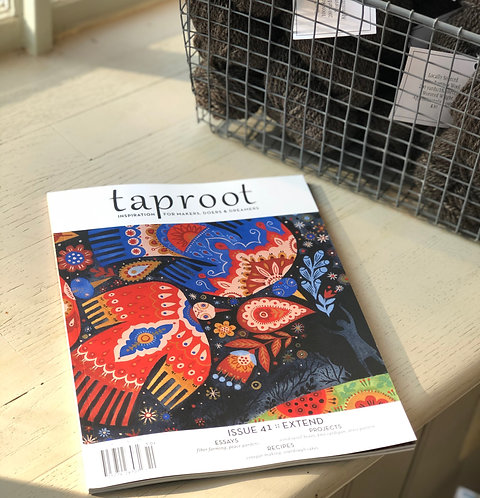 Taproot Issue 41: Extend