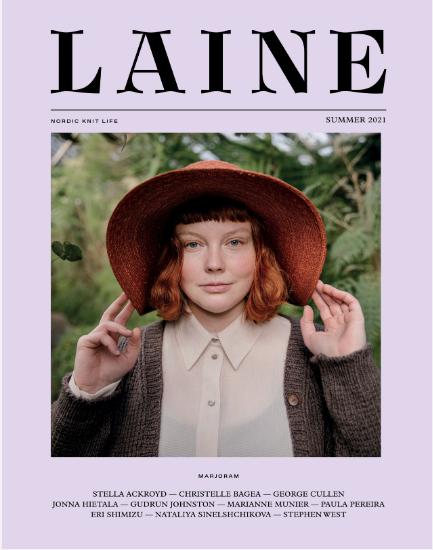 Laine Magazine - Issue 11Majoram