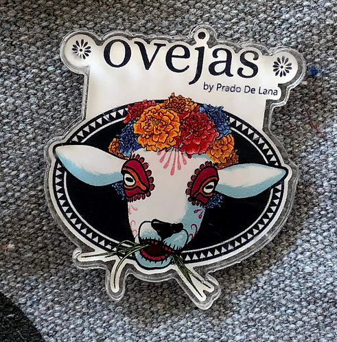 Ovejas Pin