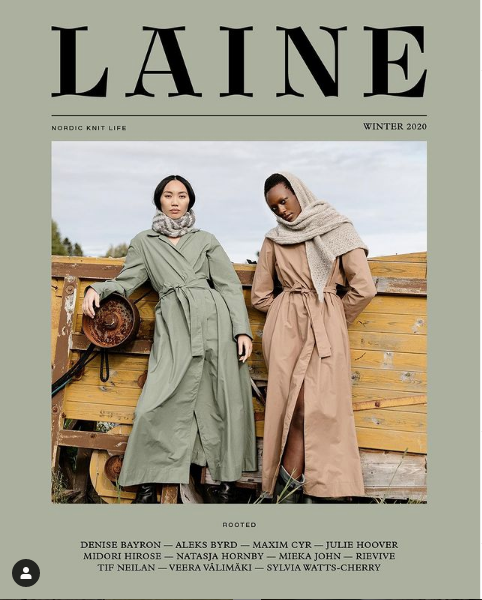 Laine Issue 10: Rooted