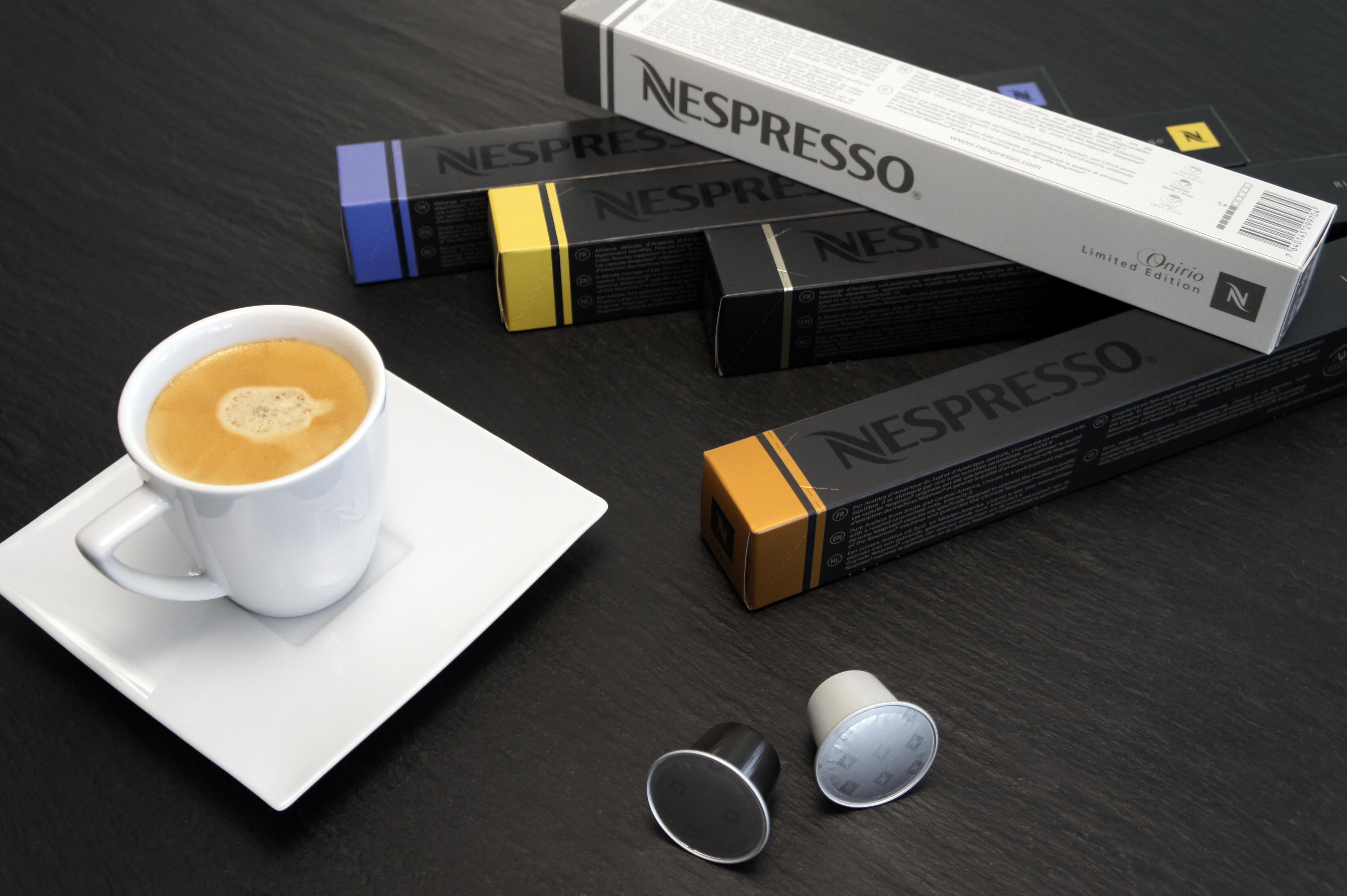 Nespresso accent.swiss