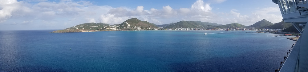 St. Maarten Asset of Cruise Ship Crayz