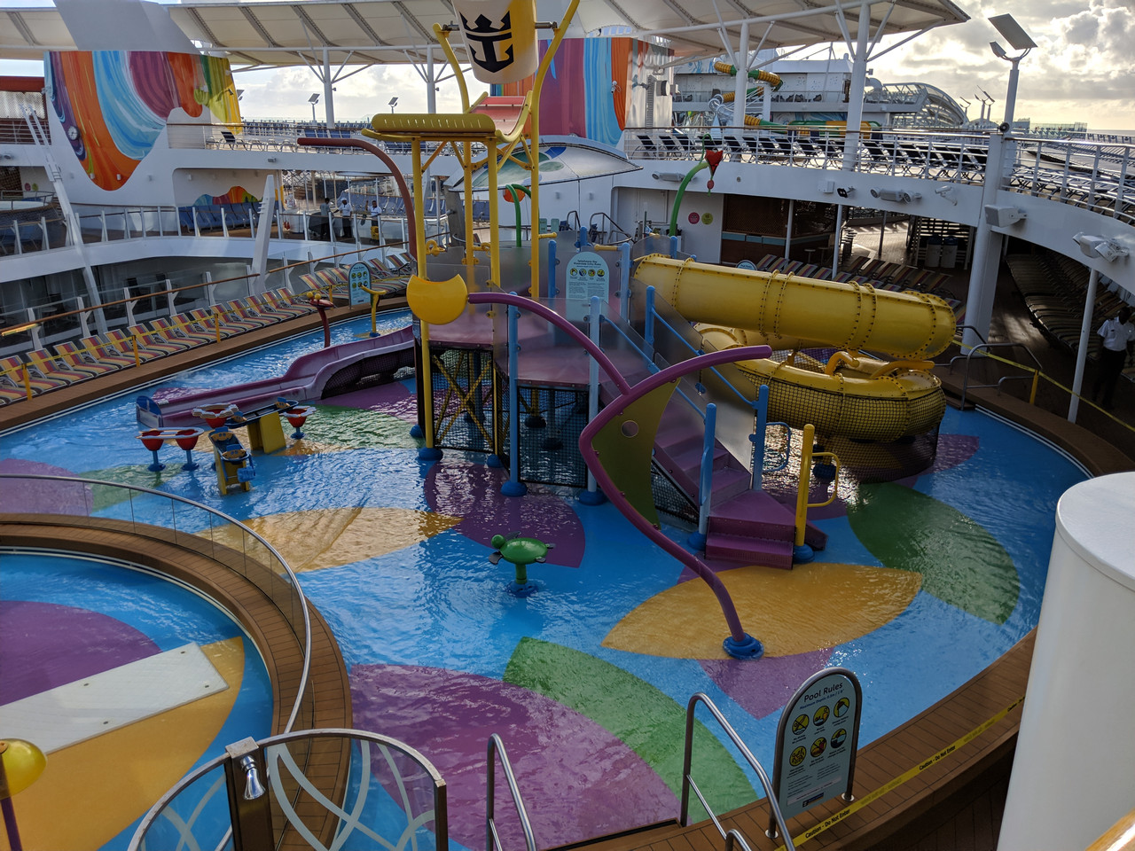 Splashaway Bay onboard Symphony of the Seas | Cruise Ship Crayz Asset