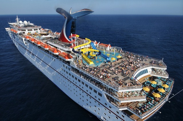 Carnival Imagination in Long Term Lay-up