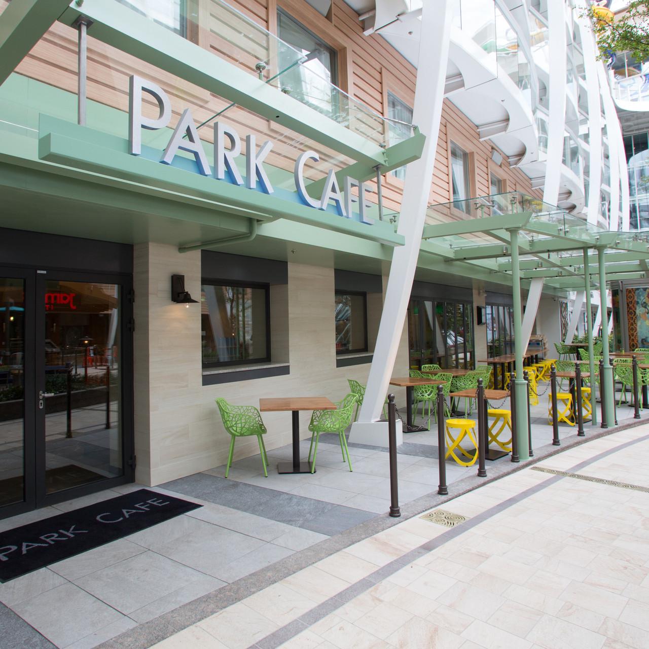 Park Cafe ext