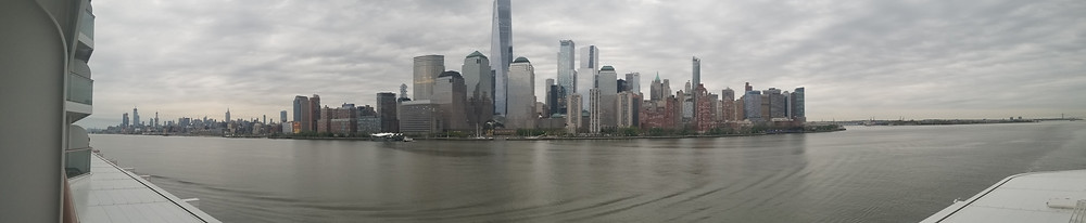 NYC from NCL Escape Asset of CSC