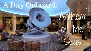 A Day Onboard Anthem Cover Photo