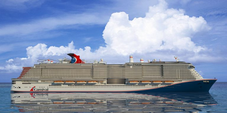 Asset of Carnival Cruises