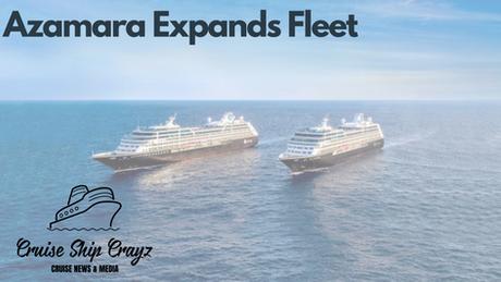 Azamara Adds a Familiar Ship to their Fleet