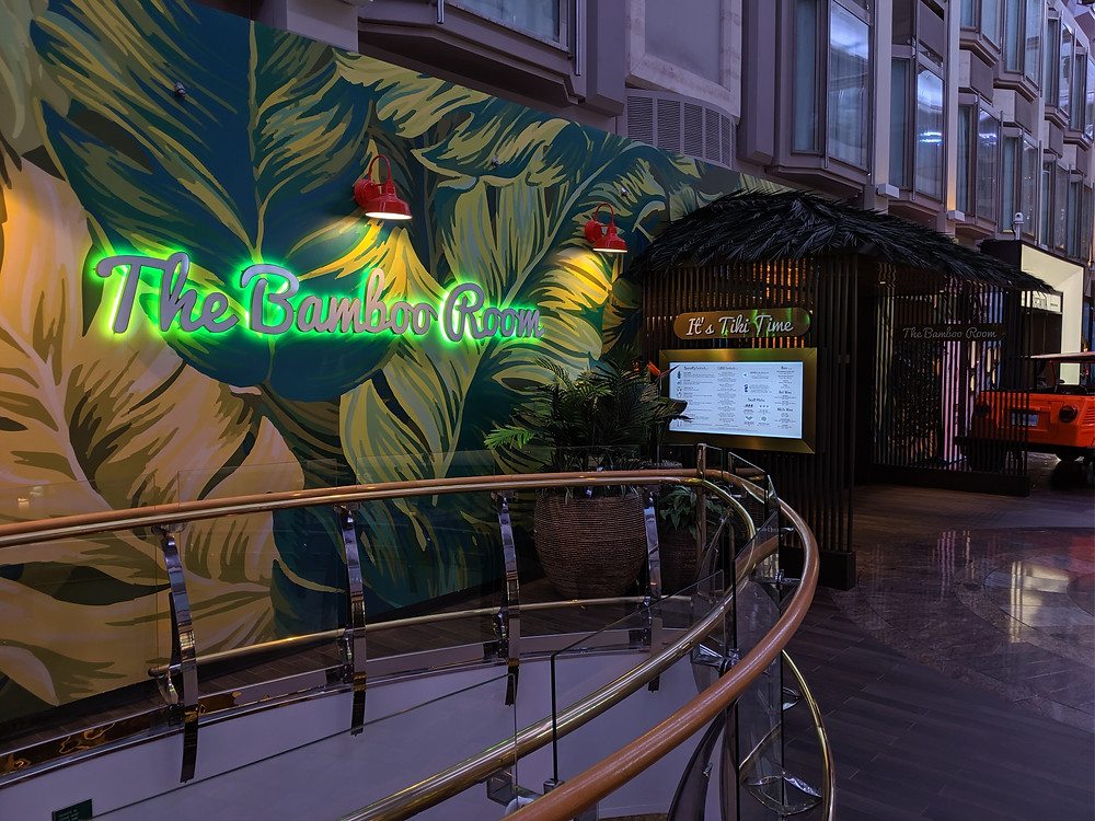 The Bamboo Room | Navigator | Cruise Ship Crayz Asset