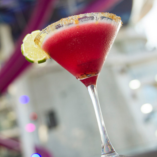 Friendsgiving cocktail