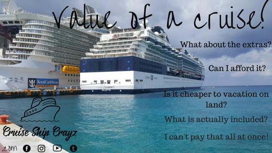 Value of a Cruise