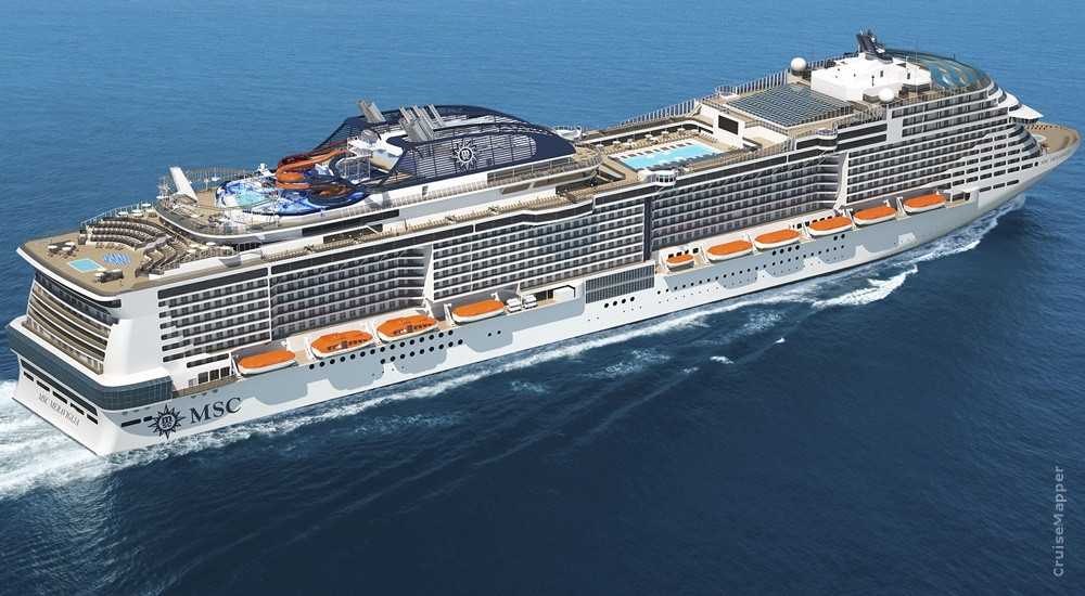 Asset of MSC Cruises