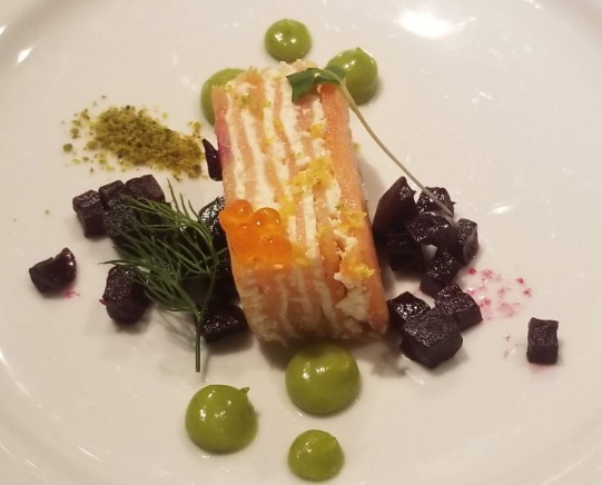 Salmon Pave