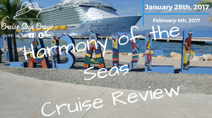 Harmony of the Seas Cruise Review