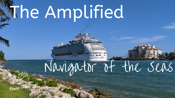 The Amplified Navigator of the Seas Blog Title CSC