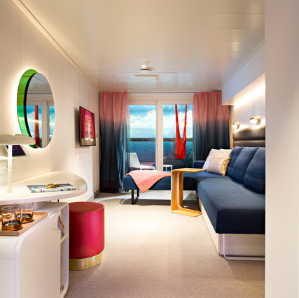 Virgin Voyages cabin day (vertical)