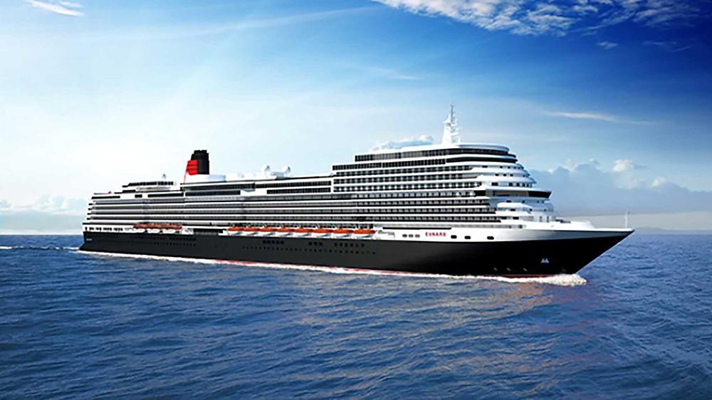 Photo Credit Cunard
