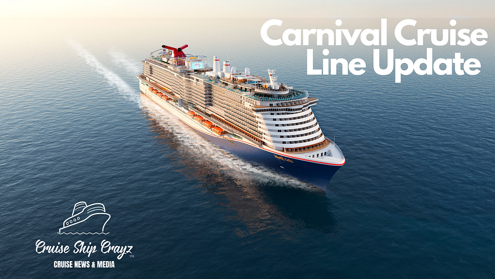 Carnival Mardi Gras, Carnival Radiance, Carnival Breeze, and Carnival Magic  COVID-19 Update