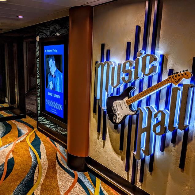 Music Hall OA