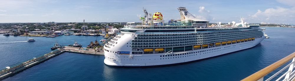 Nassau| Mariner of the Seas | Norwegian Sky| Harmony of the Seas| Asset of Cruise Ship Crayz