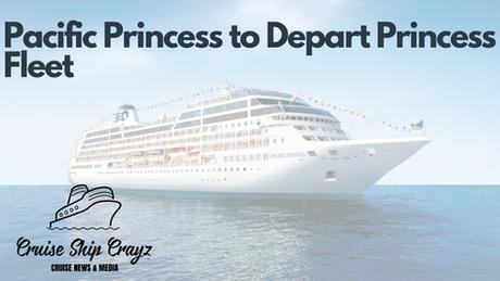 Princess Sells Pacific Princess