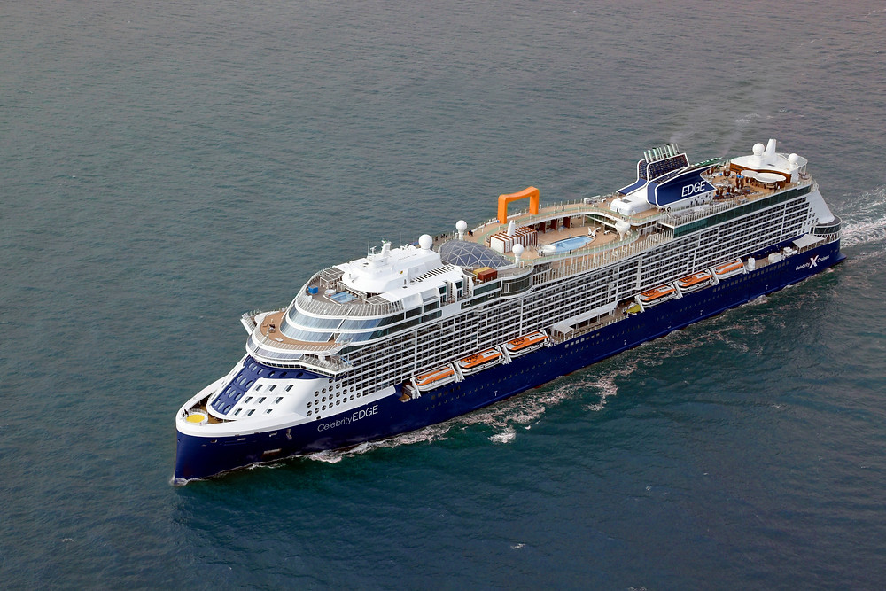 Celebrity Edge| Celebrity Cruises Asset