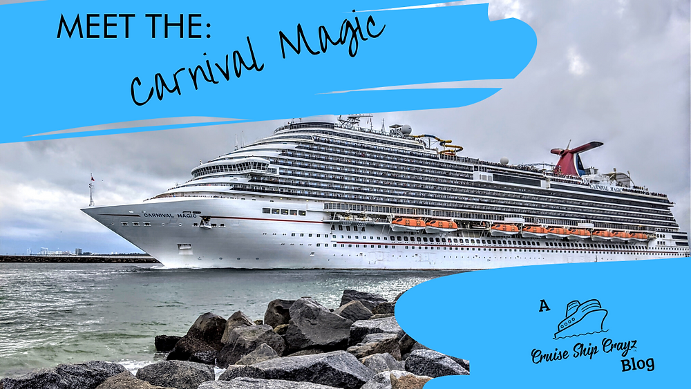 Cruise Ship Crayz Asset | Carnival Magic