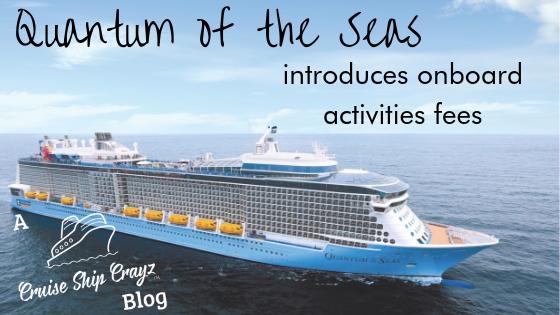 Quantum of the Seas Blog