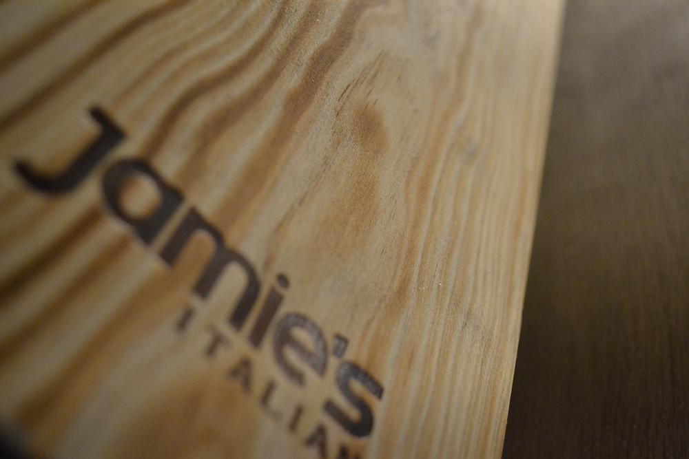 Jamie's Italian Plank Cruise Ship Crayz Asset