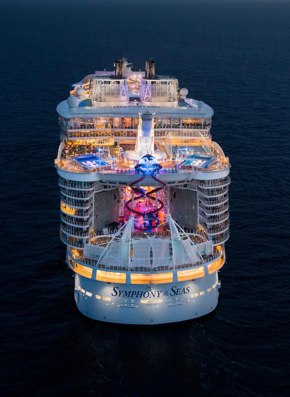Symphony of the Seas| Royal Caribbean International Asset