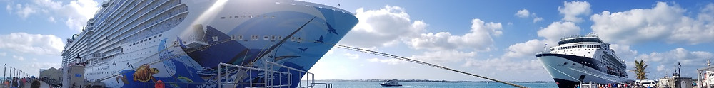 Dockyard Bermuda NCL Escape Celebrity Summit