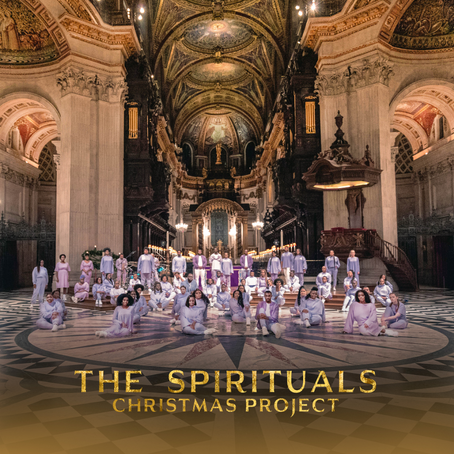 """The Spirituals Choir release """"The Christmas Project EP"""" - now available on all streaming platforms"""