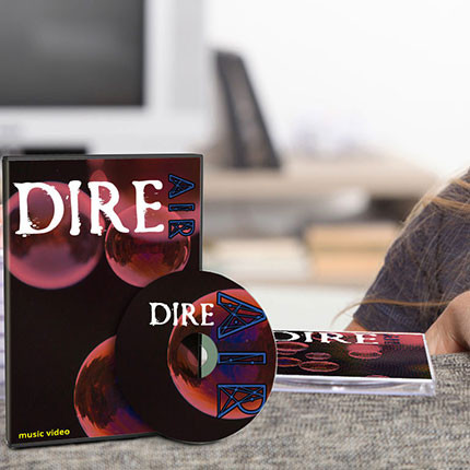 CD & DVD Inlays & Sleeves