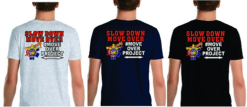 #MOVEOVERPROJECT T-Shirts
