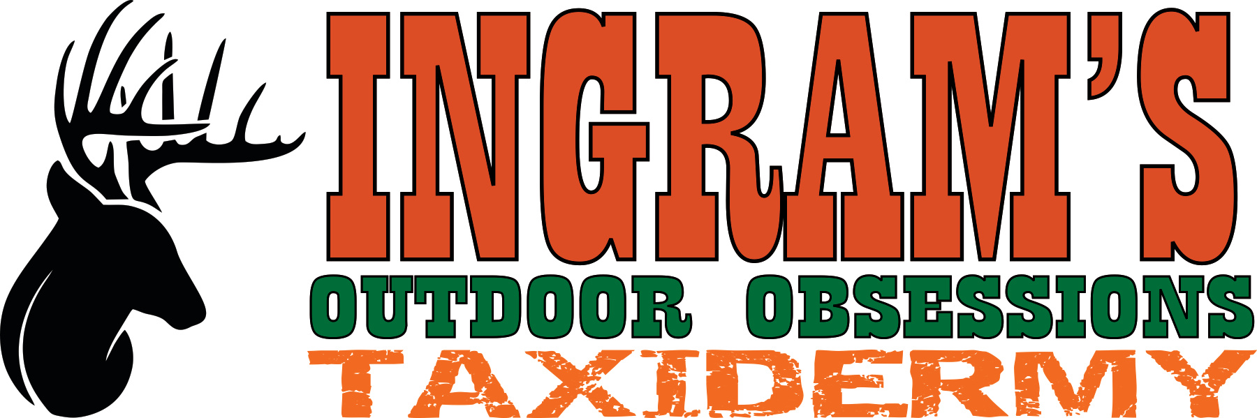 Ingram's Outdoor Obsessions Logo Small