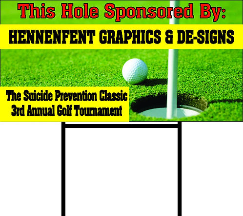 Golf Tournament Package 9 Hole