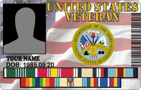 Veteran ID Cards