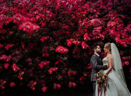 Fran and Tom - Stourhead Gardens