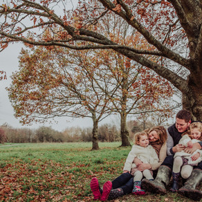 Top Tips for Dressing for a Family Photography Shoot