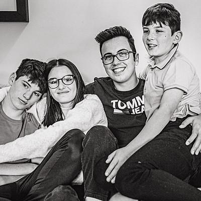 The Scutt Family