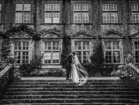 Lauren and Nick - Brympton House