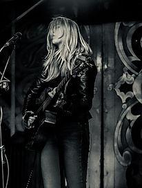 Charli W onstage.jpg