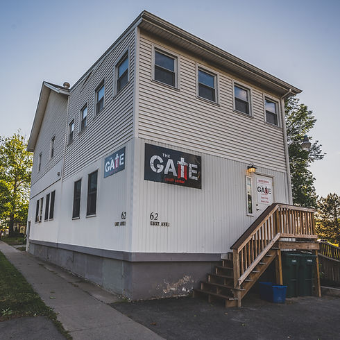 The Gate Youth Center is an outreach to middle and high students.