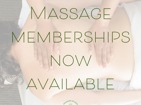 Massage Memberships in Winter Park and Orlando