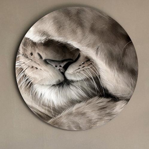 Leo - Circle Art
